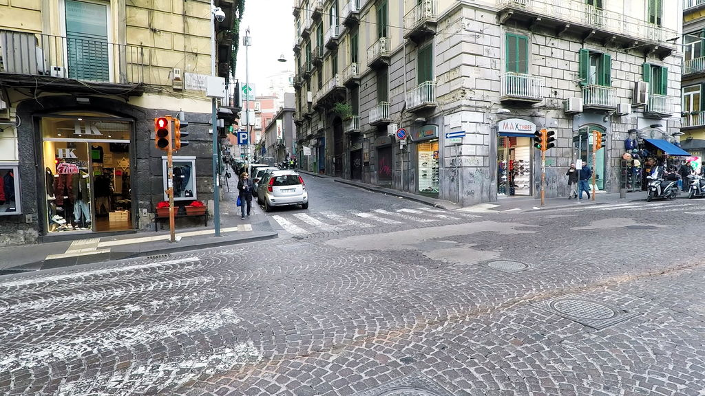 Вулиці Неаполя