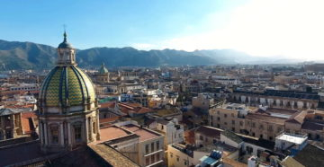 Місто Палермо Італія