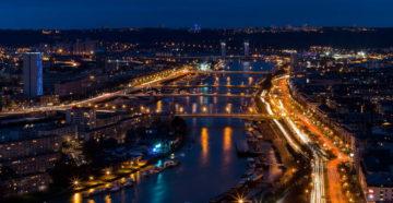 Місто Руан Франція