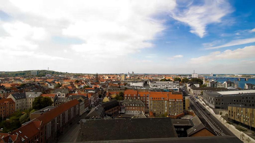 Панорама Ольборга