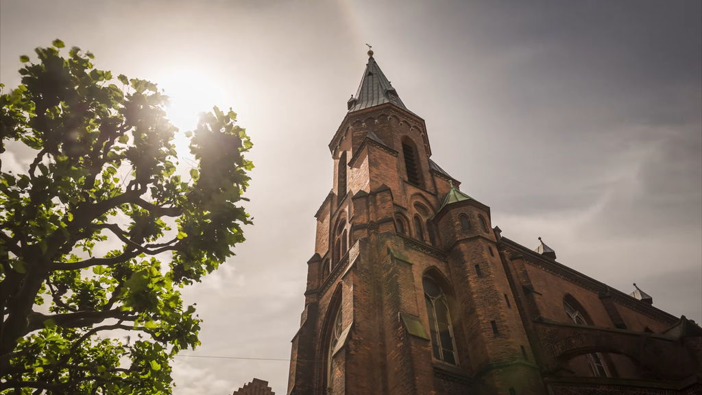 Церква Богоматері