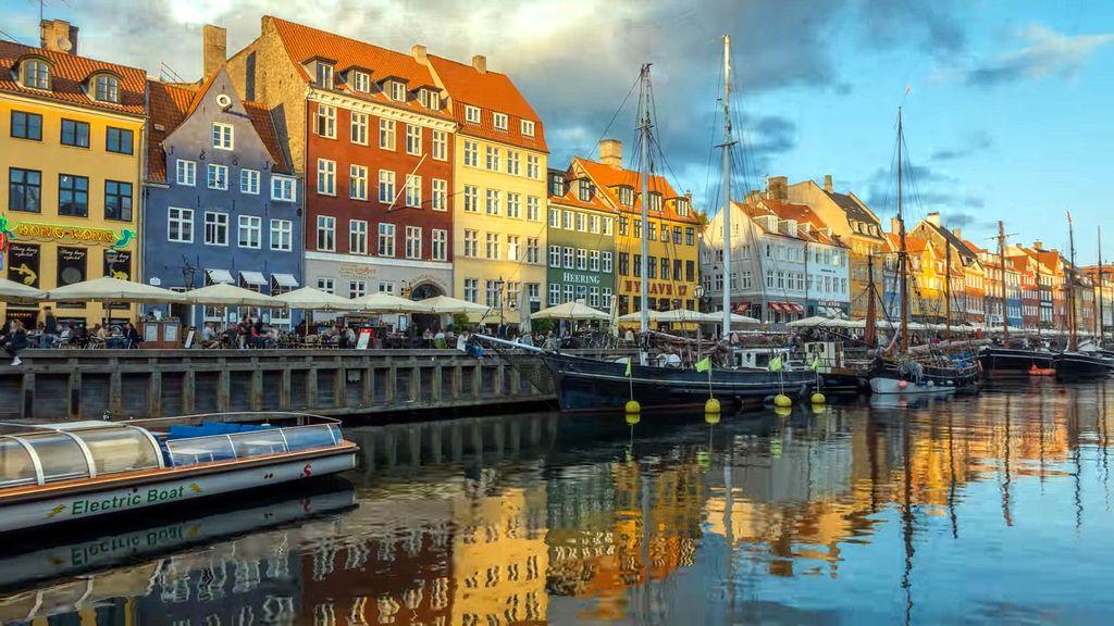 Копенгаген - столиця Данії