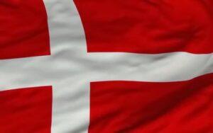 Данія прапор