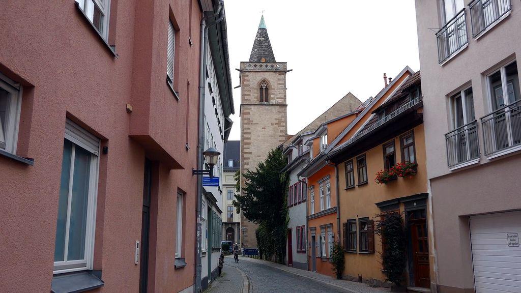 Вулиці Ерфурта