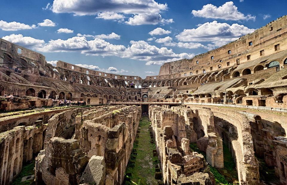 Колізей Рим