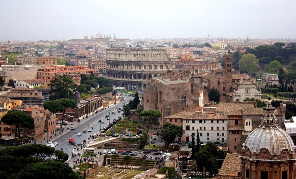 Колізей в Стародавньому Римі