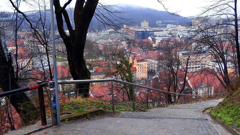 Панорама Любляни