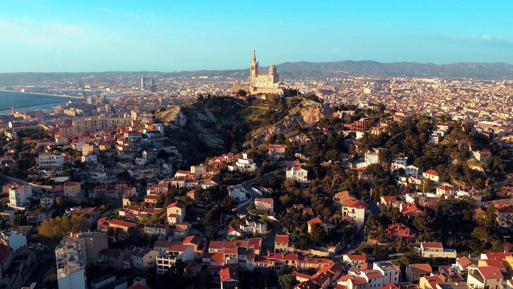 Місто Марсель