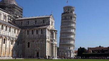 Місто Піза Італія