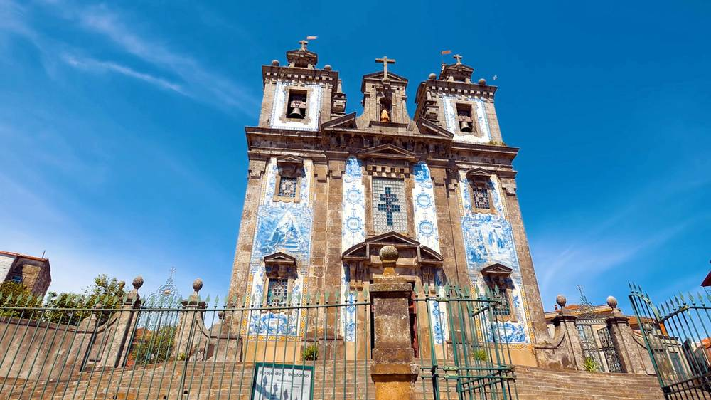 Церква св. Ільдефонсо