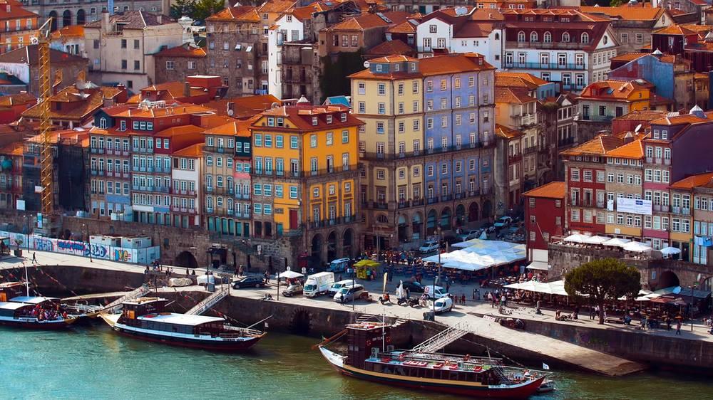 місто Порту