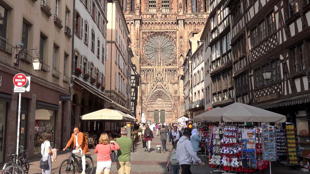 місто Страсбург