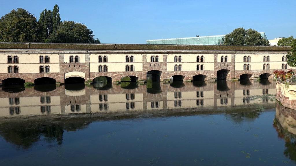 Гребля Страсбург