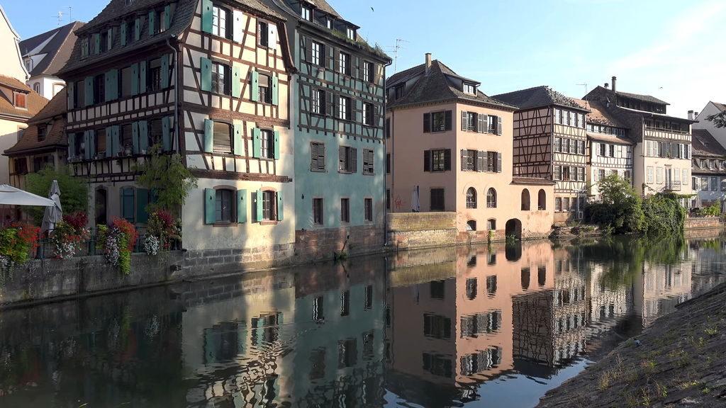 Історичний центр Страсбурга