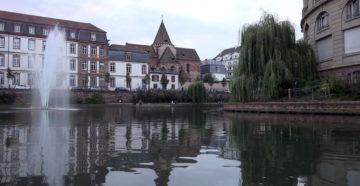 Місто Страсбург Франція