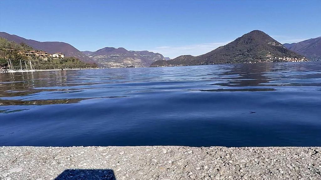 Озеро Ізео