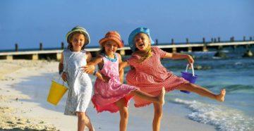 Опубліковано рейтинг пляжів Італії, рекомендованих для дітей