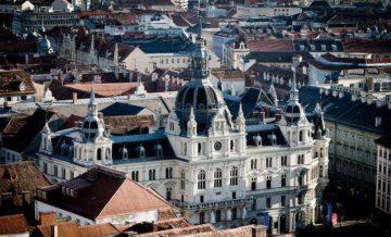 Місто Грац Австрія