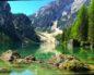 Озеро Брайес Італія