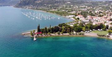 Озеро Гарда Італія