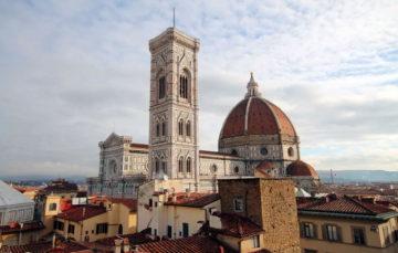 Місто Флоренція Італія