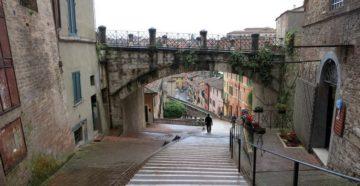 Місто Перуджа Італія