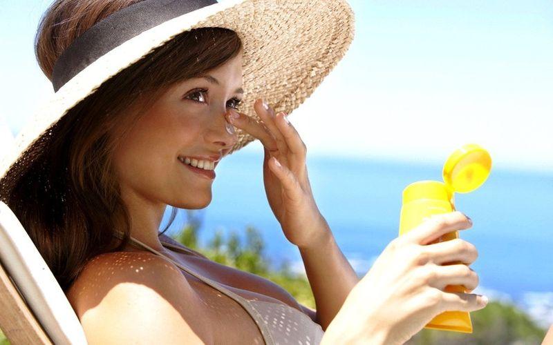 небезпечні речовини з сонцезахисного крему