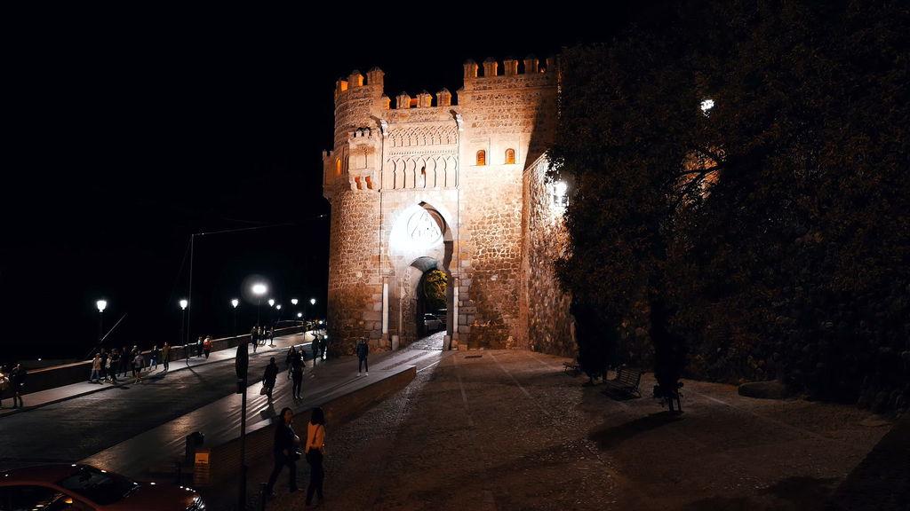 Міські стіни Толедо