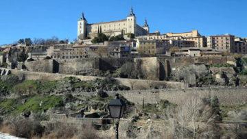 Місто Толедо Іспанія