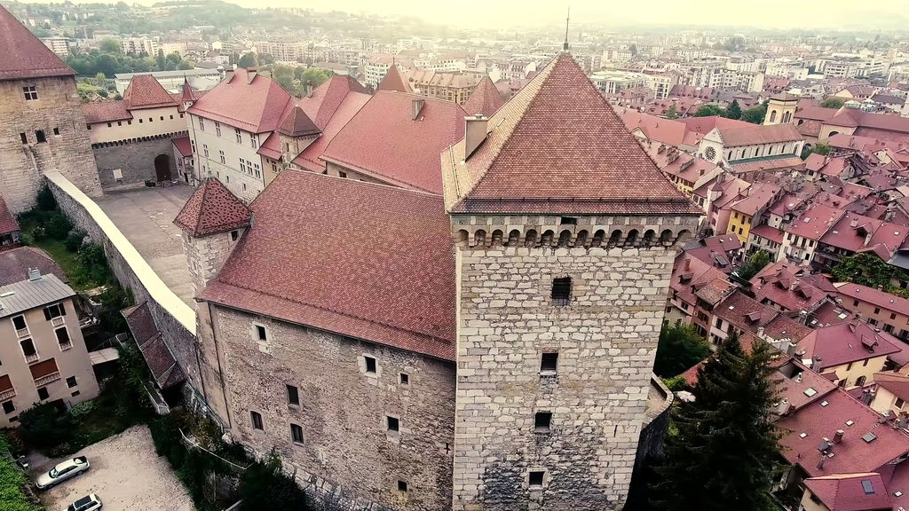 Замок Аннесі