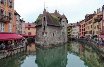 Місто Ансі Франція