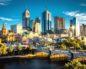 місто мельбурн Австралія