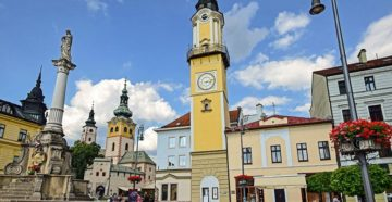 Банська-Бистриця Словаччина
