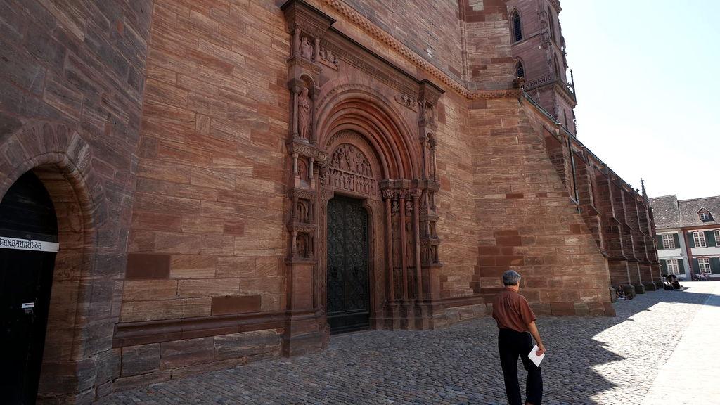 Портал святого Галлуса