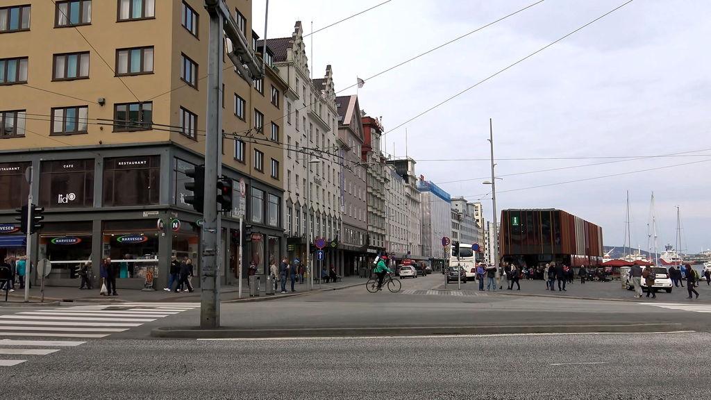 Набережна Брюгген