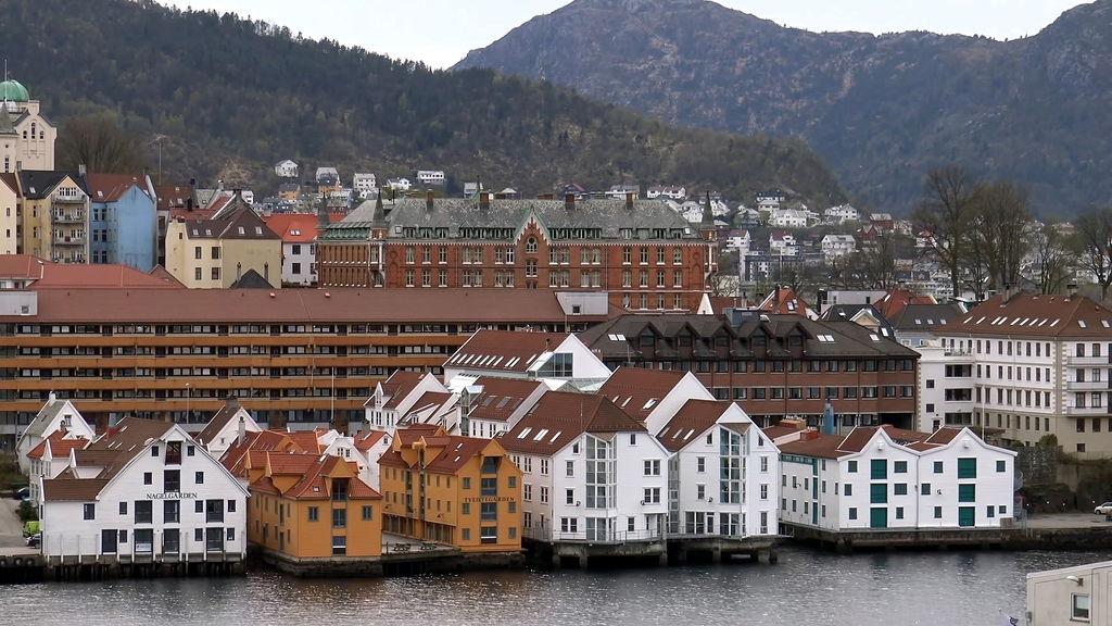 Берген Норвегія
