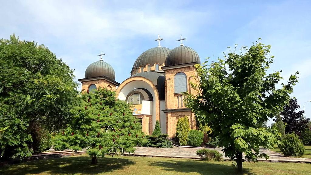 релігійні споруди міста.