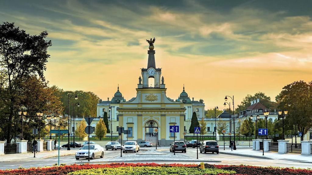 Білосток Польща