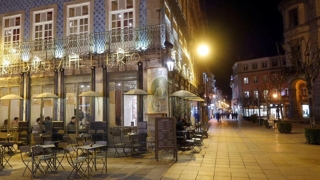 вуличка в Бразі