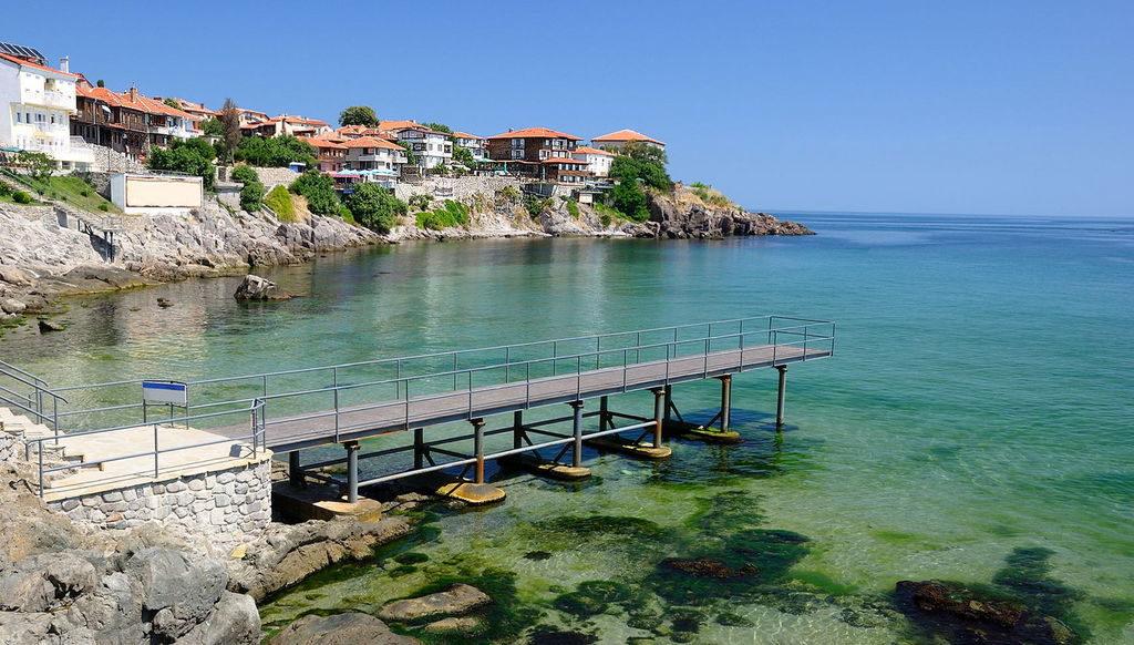 Чорне море в Болгарії