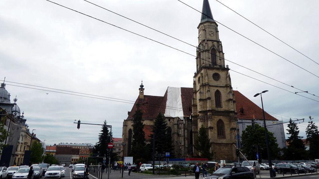 Церква св. Михайла
