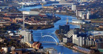 Місто Глазго Велика Британія