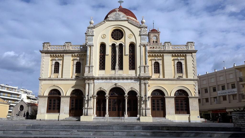 собор святого Мінаса