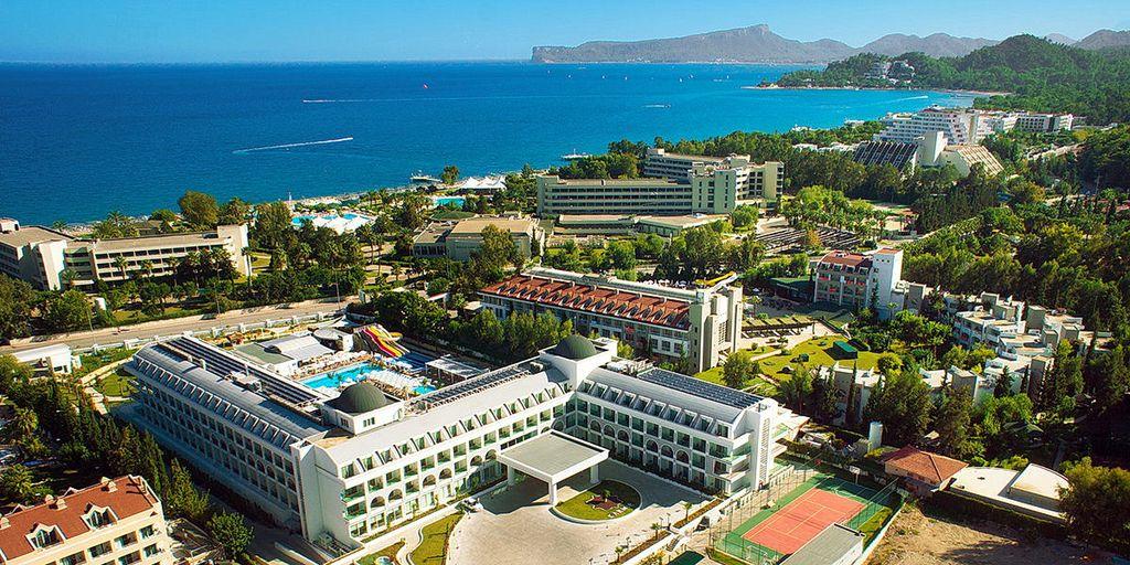 Готель Karmir Resort Spa
