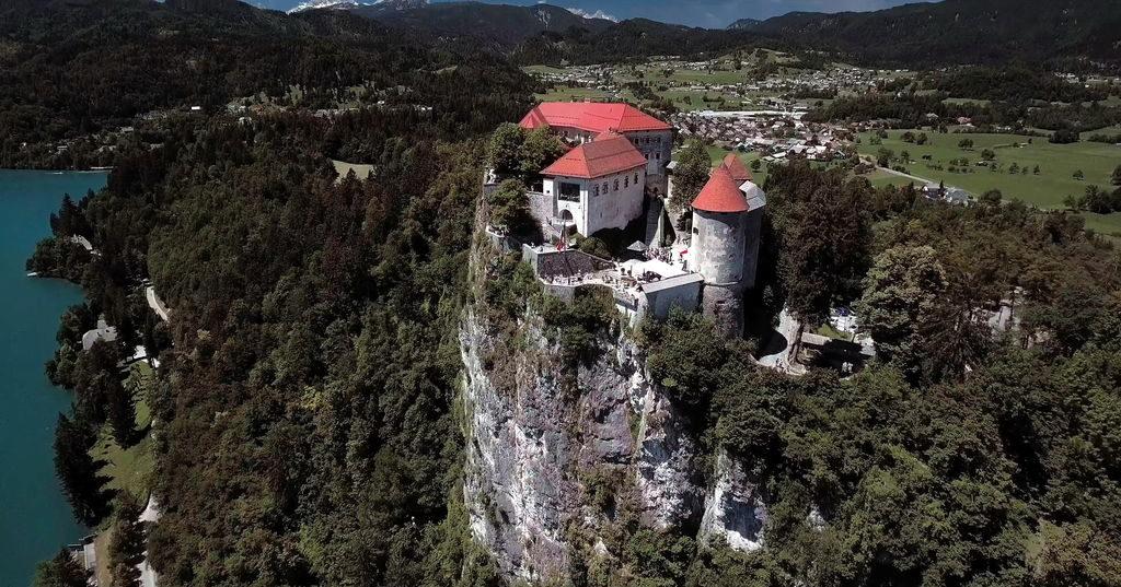 Замок Блед