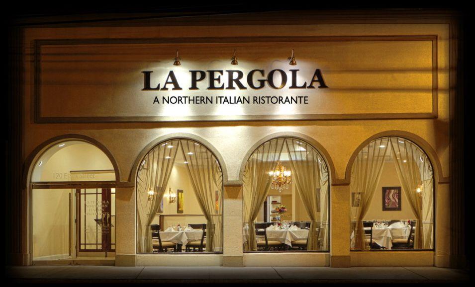 ресторан Рим La Pergola