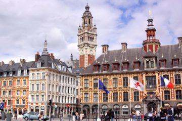 Місто Лілль Франція