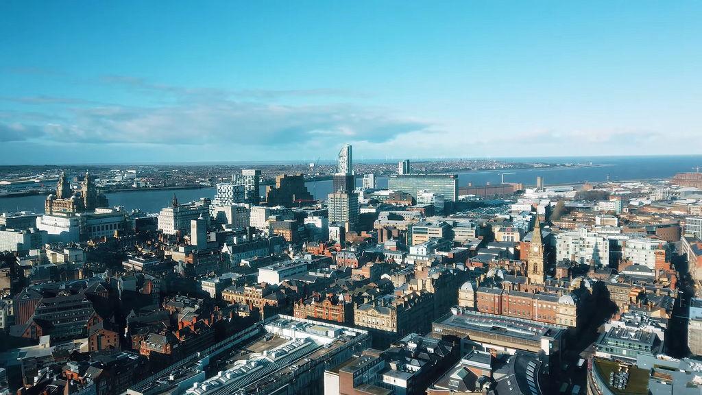 Панорама Ліверпуля