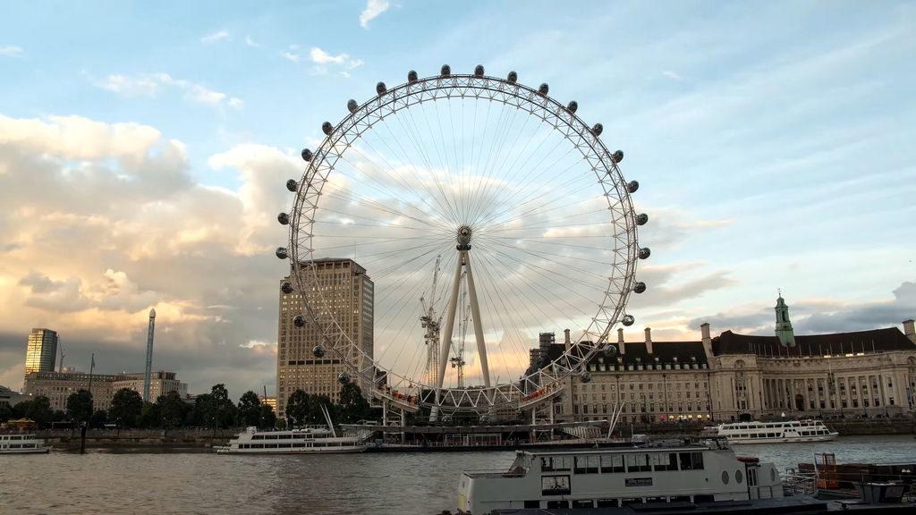 Лондонське око