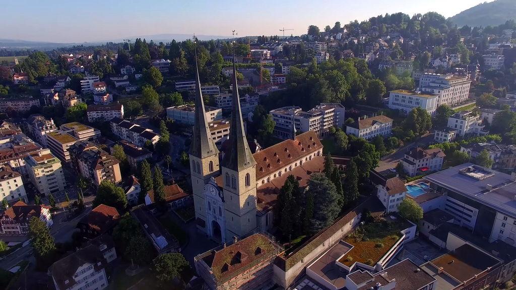 Церква св. Леодегара